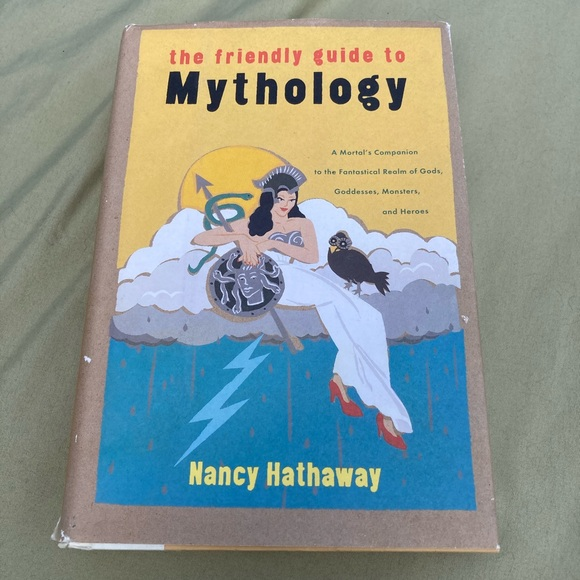 Other - Friendly Guide to Mythology N Hathaway Hardback